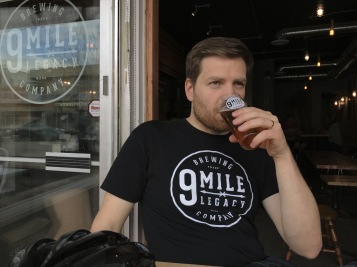 9 Mile was our favourite Saskatoon brewery!